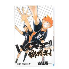 Haikyu!! Complete Guide Book