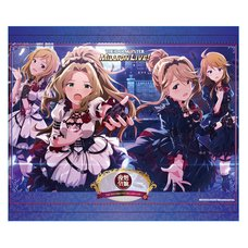 The Idolm@ster Million Live! Grac&e Nocturne B1-Size Tapestry