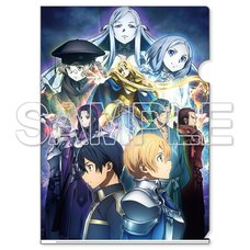 Sword Art Online: Alicization Clear File Vol. 5