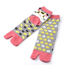 Nagomi Modern Women's Tabi Socks - Neko ni Koban