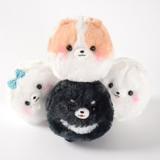 Pometan & Friends Dog Plush Collection (Standard)