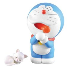 Ultra Detail Figure Dere Dere Doraemon 2-Figure Set