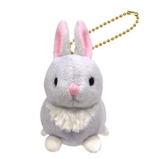 Fluffies Plush Keychains