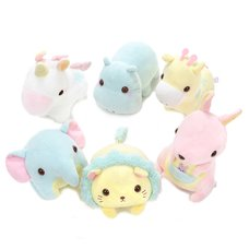 Yumekawa Pocket Zoo Plush Collection (Standard)