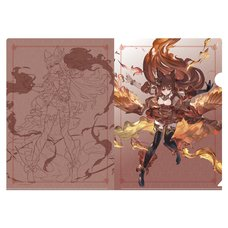 Granblue Fantasy Anthuria Clear File