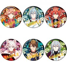 IDOLiSH 7 Ayakashi Mangekyo Karatogaokuri Yokai Badge Collection