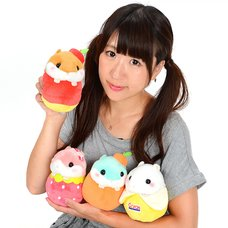 Coroham Coron Fruits Vol. 2 Hamster Plush Collection (Standard)