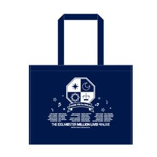 The Idolm@ster Million Live! 4th Live: Th@nk You for Smile!! Official Shopping Bag