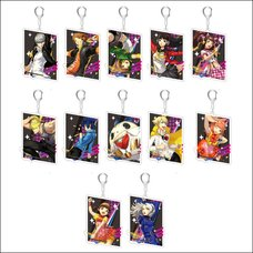 Persona 4: Dancing All Night Acrylic Keychain Collection
