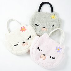 Mie-chan Mini Tote Bags