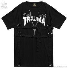 LISTEN FLAVOR Trauma Big Cutsew w/ Harness