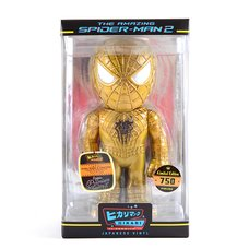 Hikari Premium Japanese Vinyl: 24K Gold Spider-Man