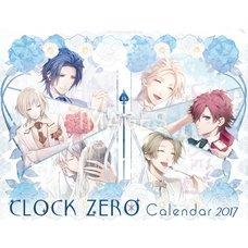 Clock Zero 2017 Desktop Calendar