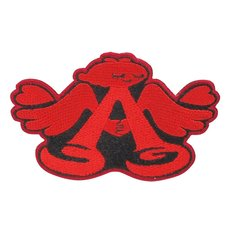 The Idolm@ster Angel Logo Red Removable Patch
