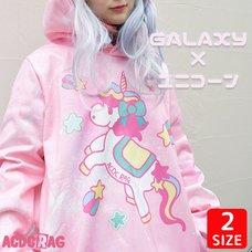 ACDC RAG Pink ACDC Unicorn Hoodie