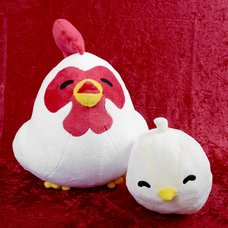 Chicken & Chick Plush Collection | Harvest Moon