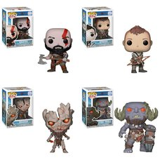 Pop! Games: God of War - Complete Set