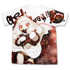 Kantai Collection -KanColle- Northern Princess White Graphic T-Shirt