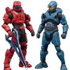 ArtFX+ Halo Spartan MJOLNIR Armor 2-Pack Set