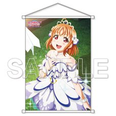 Love Live! Sunshine!! The School Idol Movie: Over the Rainbow B2-Size Tapestry Chika Takami Ver.