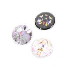 Kagerou Project Mekakucity Badge Set