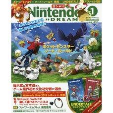 Nintendo Dream January 2020