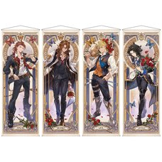 Granblue Fantasy Dragon Knights Big Tapestry Collection