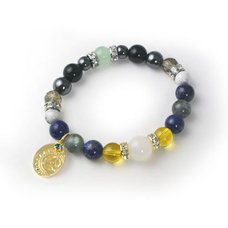 Tales of Xillia 2 Ludger Natural Stone Bracelet