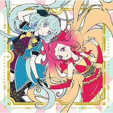 TV Anime Data Carddass Aikatsu Friends! Season 2 Insert Song Single CD Vol. 1