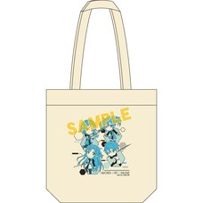 Sword Art Online the Movie: Ordinal Scale Kirito & Asuna Tote Bag w/ Hook