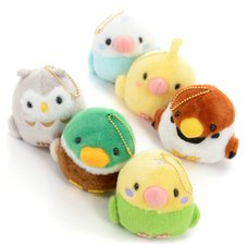 Kotori Tai Bird Plush Collection (Ball Chain)