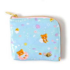 Rilakkuma's Summer Vacation Coin Purse