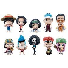 One Piece Deform Master Petite Vol. 3