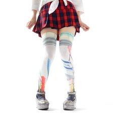 Zettairyoiki Akiba Thigh-High Tights
