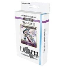 Final Fantasy Trading Card Game: FFXIII Starter Set - Ice & Lightning