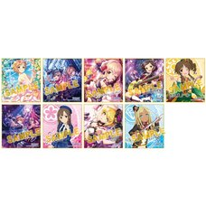 The Idolm@ster Cinderella Girls Mini Shikishi Board Collection Box Set