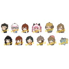Steins;Gate ViVimus Rubber Strap Collection Box Set