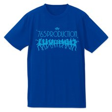 The Idolm@ster Platinum Stars 765 Pro Dry T-Shirt