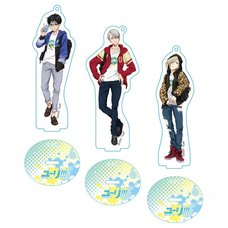 Yuri!!! on Ice Acrylic Keychain Collection