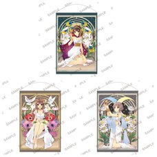 Sneaker Bunko 30th Anniversary The Melancholy of Haruhi Suzumiya B2 Tapestry Collection