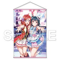 Love Live! Maki & Yoshiko B1-Size Tapestry