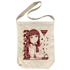 Love Live! Sunshine!! Dia Kurosawa Natural Shoulder Tote Bag