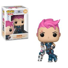 Pop! Games: Overwatch Series 3 - Zarya