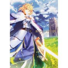 Return to Avalon: Takashi Takeuchi Fate Art Works