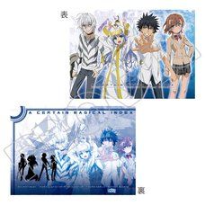 A Certain Magical Index Ⅲ Clear File