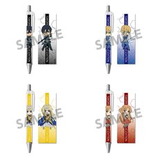 Pikuriru! Sword Art Online: Alicization Mechanical Pencil Collection
