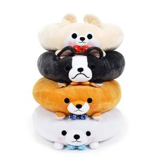 Mameshiba San Kyodai Dog Donut Cushion Collection Vol. 3