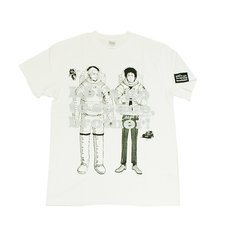 Space Brothers Exhibit Limited Edition T-Shirt (Antique White)