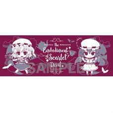 Touhou Project: The Embodiment of Scarlet Devil Ver. Towel