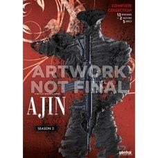 Ajin: Demi-Human Season 2 DVD